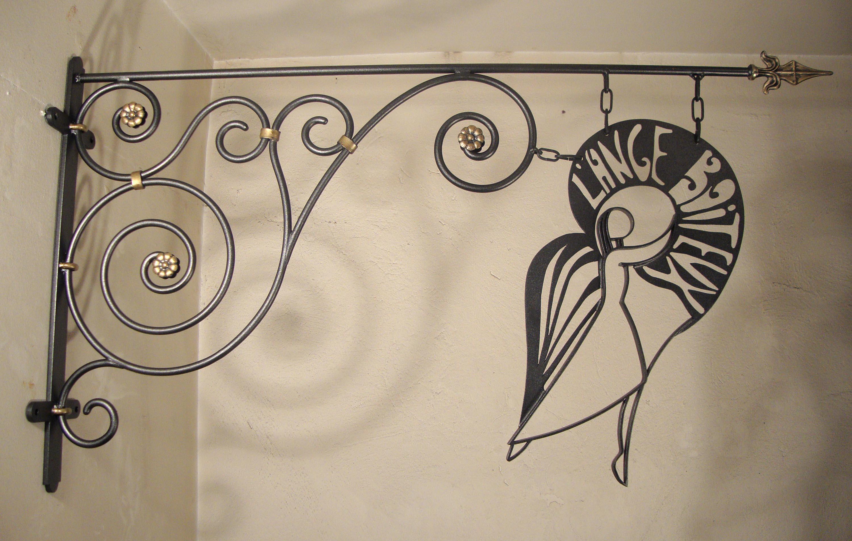 styles de ferronnerie d'art